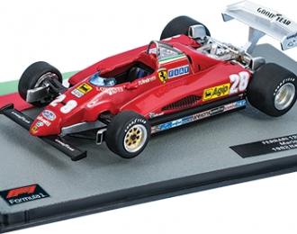 FERRARI 126 С2 Марио Андретти (1982), Formula 1 Auto Collection 15