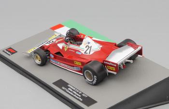 Ferrari 312 T2 1977 Жиля Вильнева, Formula 1 Auto Collection 11