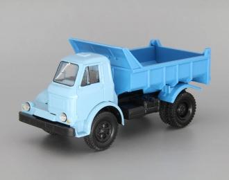 МАЗ-510Б (1962) самосвал, голубой