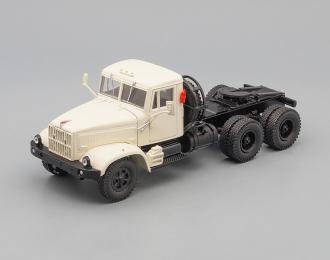 КРАЗ 258Б1 седельный тягач (1987-1993), белый