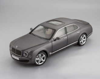 Bentley Mulsanne Speed 2014 (dark grey)