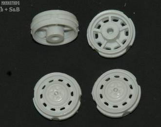 Диски для моделей Соболь, 4 шт.