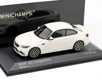 BMW M2 COMPETITION - 2019 - WHITE