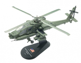 Boeing AH-64A Apache, Helikoptery Świata 26