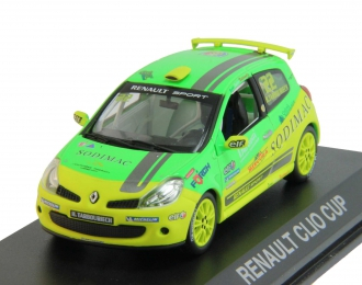 RENAULT Clio Cup, green