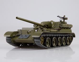 СУ-101, Наши танки 44