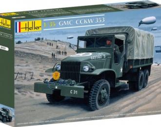 Сборная модель GMC CCKW 353