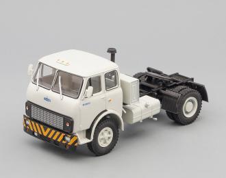 МАЗ 5428 седельный тягач (1977), серый