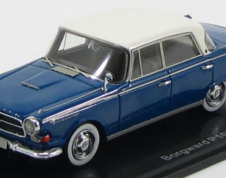 Borgward P100 (blue / white)
