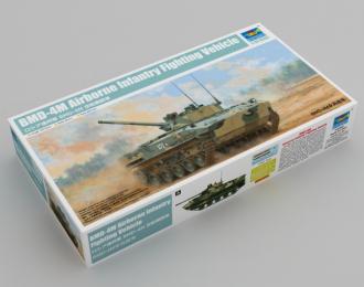 Сборная модель Russian BMD-4M
