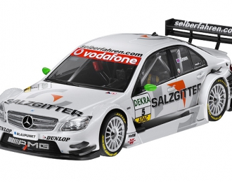 "MERCEDES-BENZ C-CLASS ""SALZGITTER"" JAMIE GREEN - TEAM AMG MERCEDES - DTM 2007"