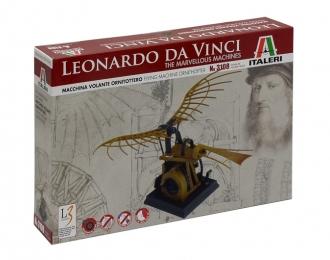 Сборная модель Летающая машина (Серия Леонардо Да Винчи)