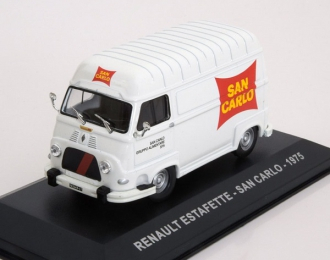 "RENAULT Estafette ""SAN CARLO"" (1975), white"