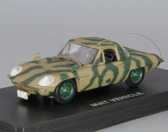 MAZDA Cosmo Sports Mat Vehicle Camouflage Japan Boys 326