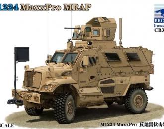 Сборная модель M1224 MaxxPro MRAP