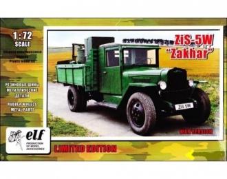 Сборная модель Советский грузовой автомобиль ЗиС-5В