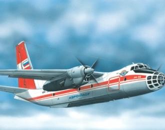 Сборная модель Самолет-разведчик Ан-30