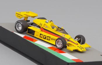 ATS PC4 - Жан-Пьер Жарье (1977), Formula 1 Auto Collection 48