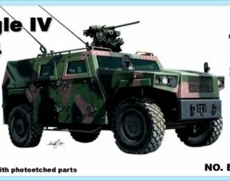 Сборная модель Швейцарский бронеавтомобиль MOWAG Eagle IV 4x4