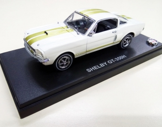 SHELBY GT350H (1966), white gold