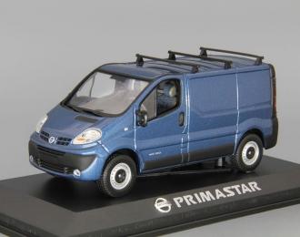 NISSAN Primastar, blue metallic