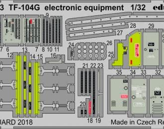 Фототравление для TF-104G электроника