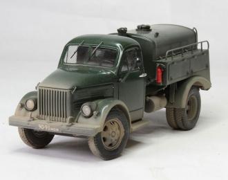 Горьковский грузовик тип МЗ-51М 1968 г. Москва (запыленный)