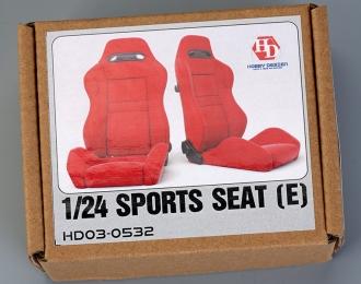 Набор для доработки Sports seats (E) (Resin+Decals)