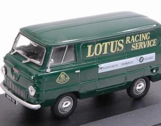 """FORD 400E Van техничка """"Lotus Team"""" 1956"""