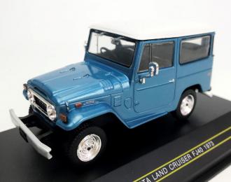 TOYOTA Land Cruiser  FJ 40 4х4 (1973), blue