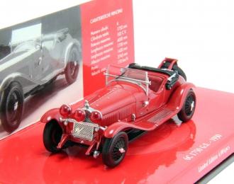 ALFA ROMEO 6C 1750 G.S. (1930), red