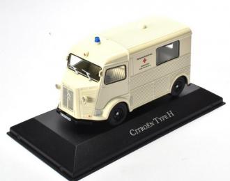 """CITROEN Type H """"Ambulance"""" (скорая медицинская помощь) 1960"""