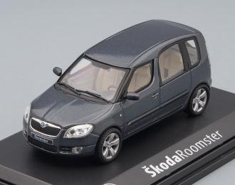 SKODA Roomster (2006), anthracite gray metallic
