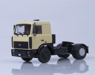 МАЗ 5432 седельный тягач поздняя кабина, бежевый