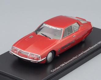 CITROEN SM #63 SM World Ltd Land Speed Trials Bonneville Rekordfahrzeug 206 mph (332 km/h) S.Hathaway 1987