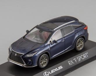 Lexus RX200t F Sport (deep blue)