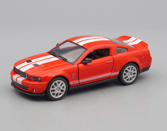 SHELBY GT500 (2007), red