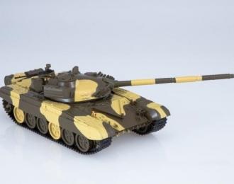 Легендарный разрушитель Т-72А, Наши танки 1