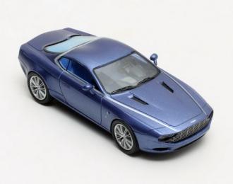 ASTON MARTIN DBS Coupe Zagato Centennial 2013 Metallic Blue