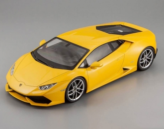 LAMBORGHINI Huracan LP 610-4, yellow