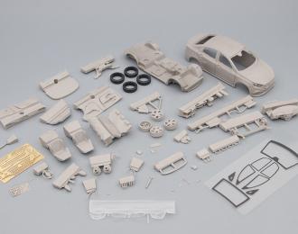 Сборная модель Lada Vesta седан Sport