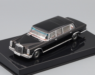 MERCEDES-BENZ 600 LWB 1966, Black