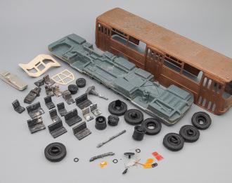 Сборная модель Ikarus 260