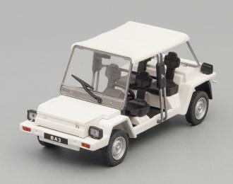 Волжский автомобиль 1801 Пони, Автолегенды СССР 128, белый