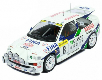 """FORD Escort RS Cosworth #8 """"Giesse Group"""" B.Thiry/S.Prevot Rally Monte Carlo (1995)"""