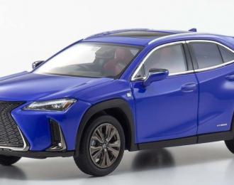 "Lexus UX250h ""F Sport"" (heat blue)"