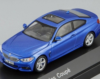 BMW 4er Coupe F32, estoril blue