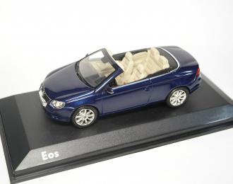 Volkswagen EOS синий металлик