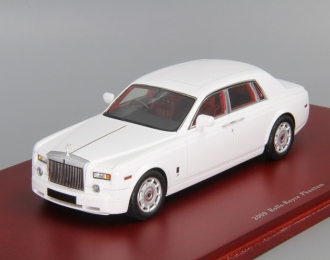 ROLLS-ROYCE Phantom Sedan (2009), english white
