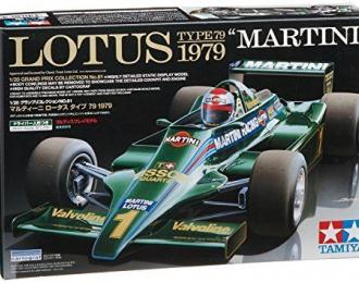 """Сборная модель LOTUS Type 79 1979 """"MARTINI"""""""